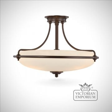 Simple and elegant ceiling light - medium