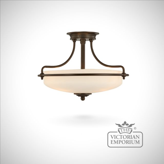 Simple and elegant ceiling light - small