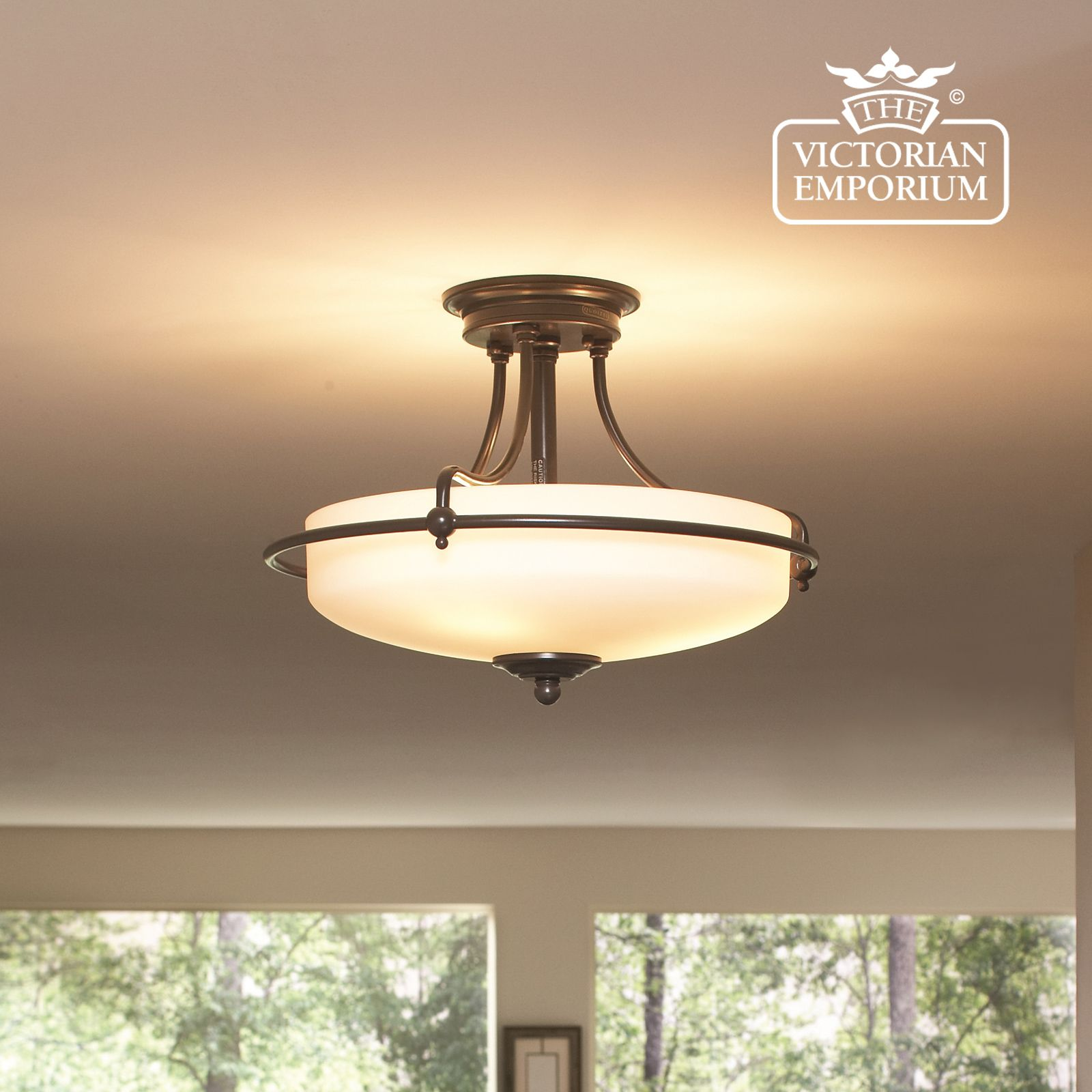 Simple and elegant ceiling light - small | Interior ...