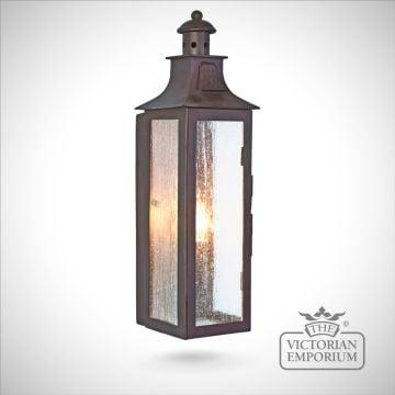 Stow wall lantern