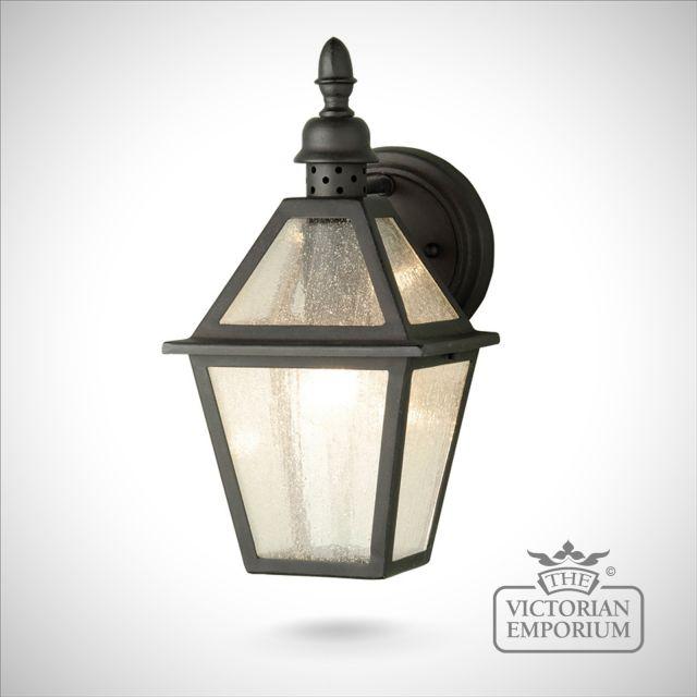 Polruan wall lantern