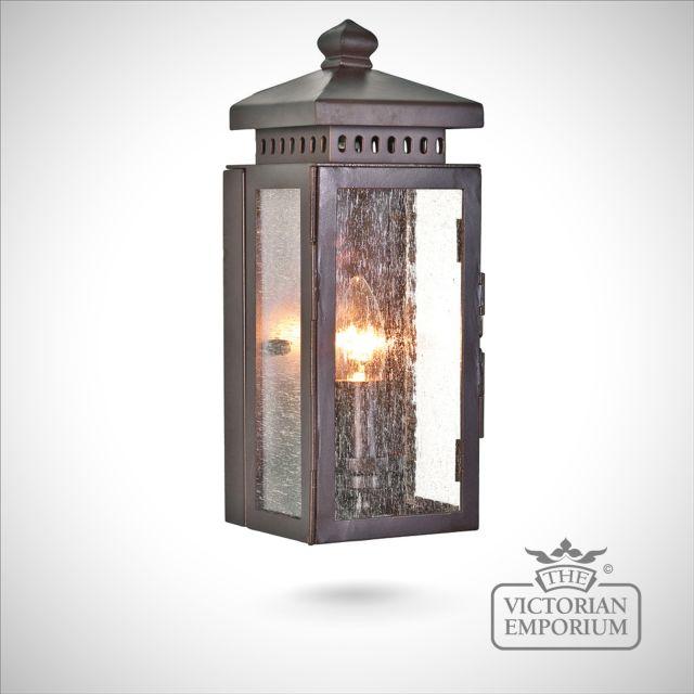 Matlock wall lantern