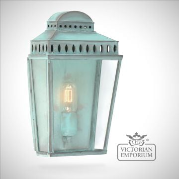 Mansion house wall lantern - vert