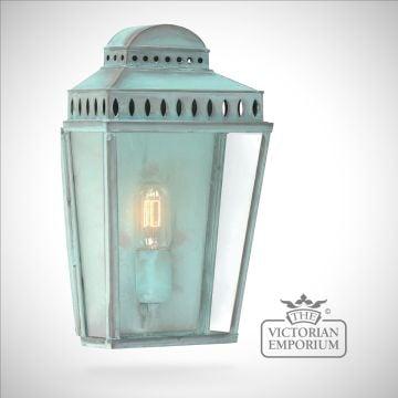 Mansion house wall lantern - vert