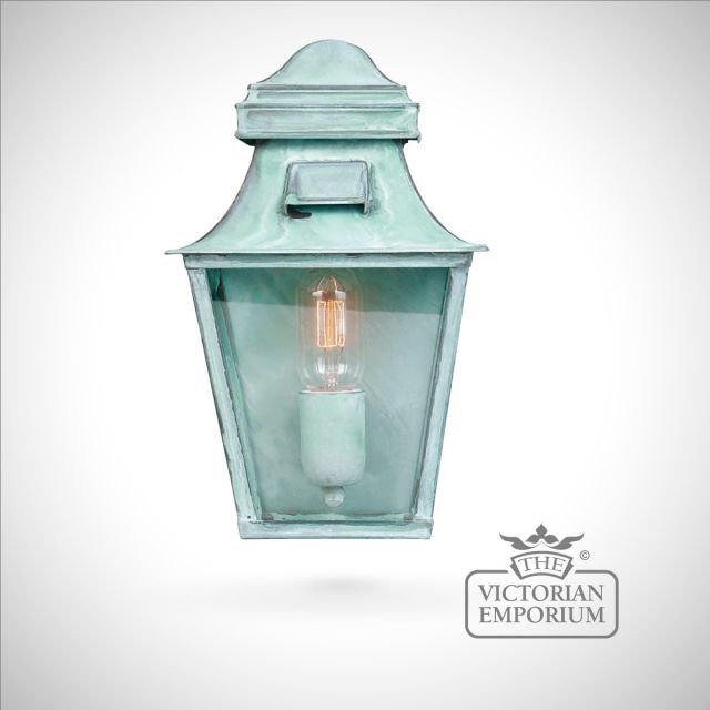 St Pauls wall lantern - vert