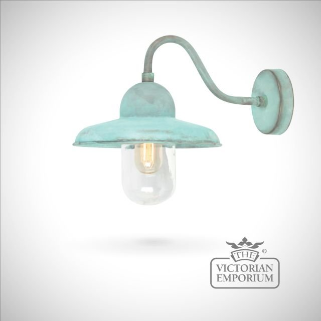 Somerton wall lantern - vert