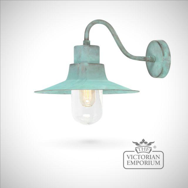 Sheldon wall lantern - vert