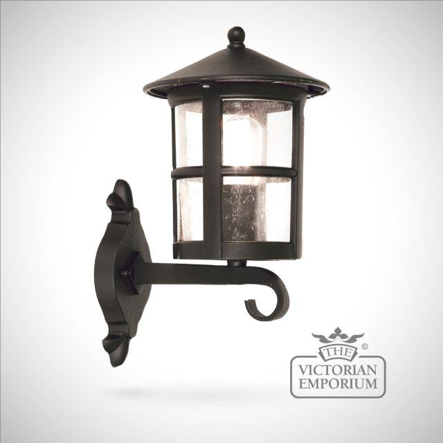 Hereford plain medium  uplight wall lantern