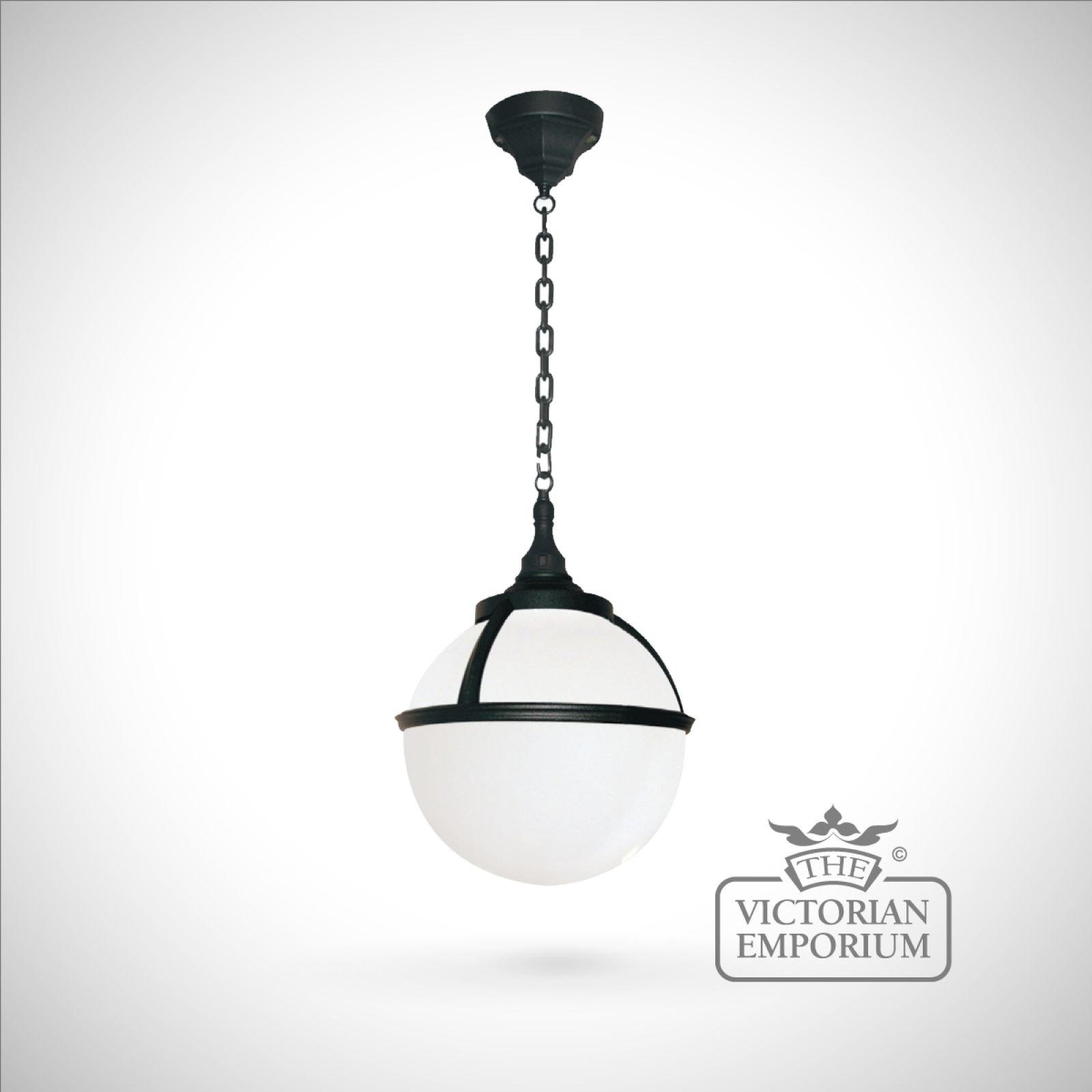 Globe Chain Lantern