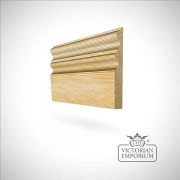 Curved Skirting 168 x 21mm