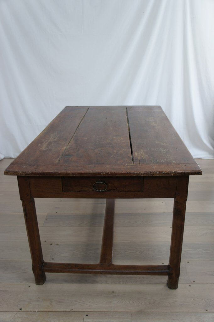Exceptionnel Vintage French Farmhouse Table · Vintage French Farmhouse Table ...