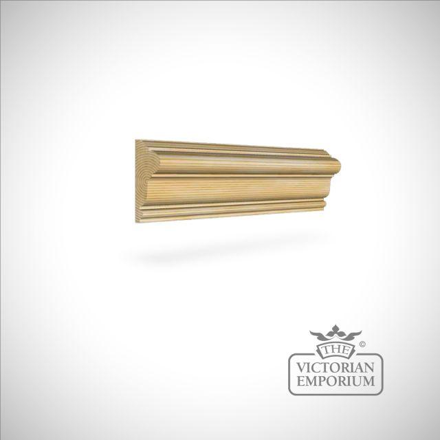 Wooden dado 85 x 32 mm