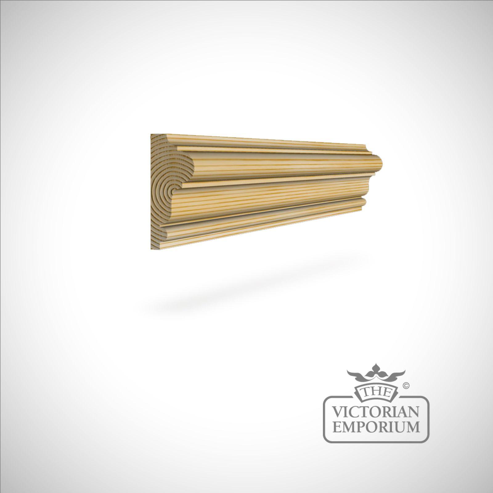 Wooden Dado 70 X 28mm - Profile 2