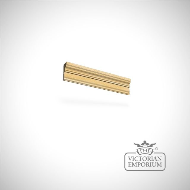Architrave 69 x 21mm - plain ridged