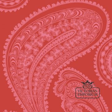 Rajpur wallpaper in choice of four colourways