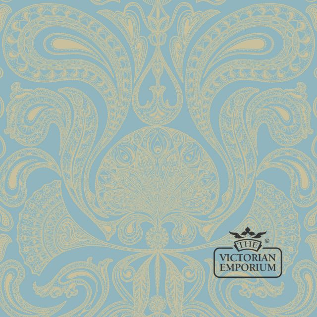 Malbar wallpaper in choice of colourways
