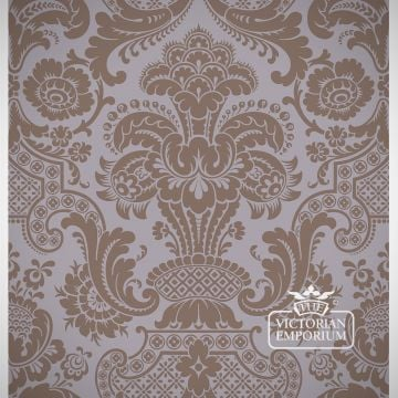 Petroushka wallpaper in choice of colours