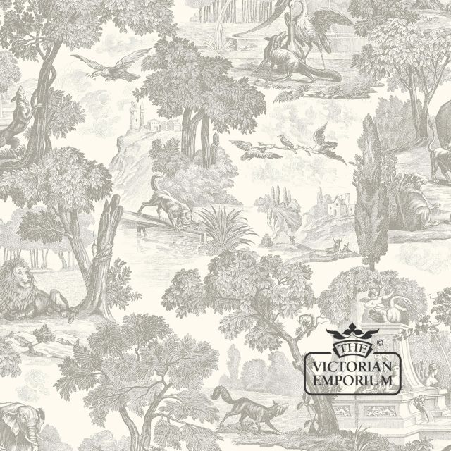 Versailles wallpaper in choice of colours