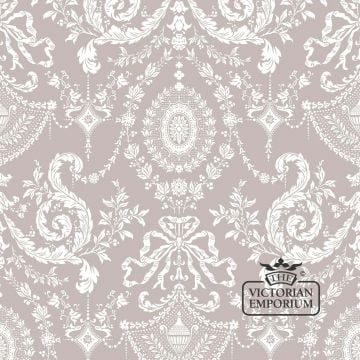 Woolverson wallpaper in choice of 3 colours