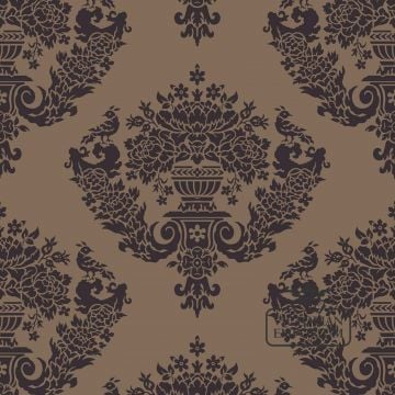 Sudbury wallpaper in choice of 4 colours