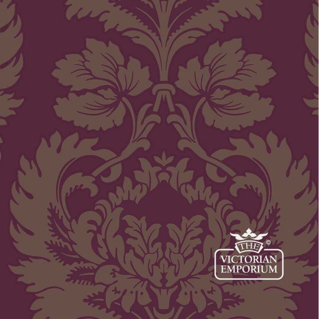 Hovington wallpaper in choice of 4 colours