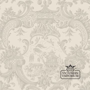 Chippendale China wallpaper in choice of 6 colours