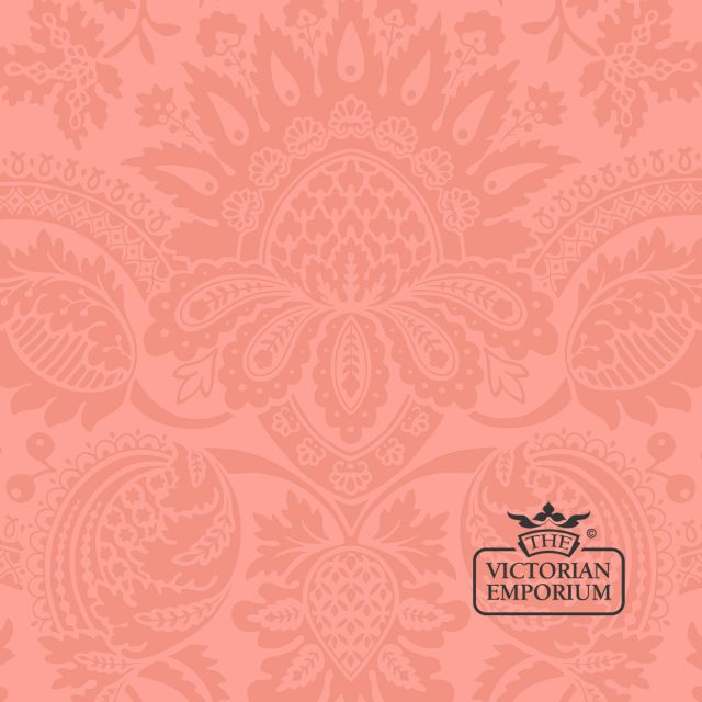 Duke Damask wallpaper in choice of 7 colours