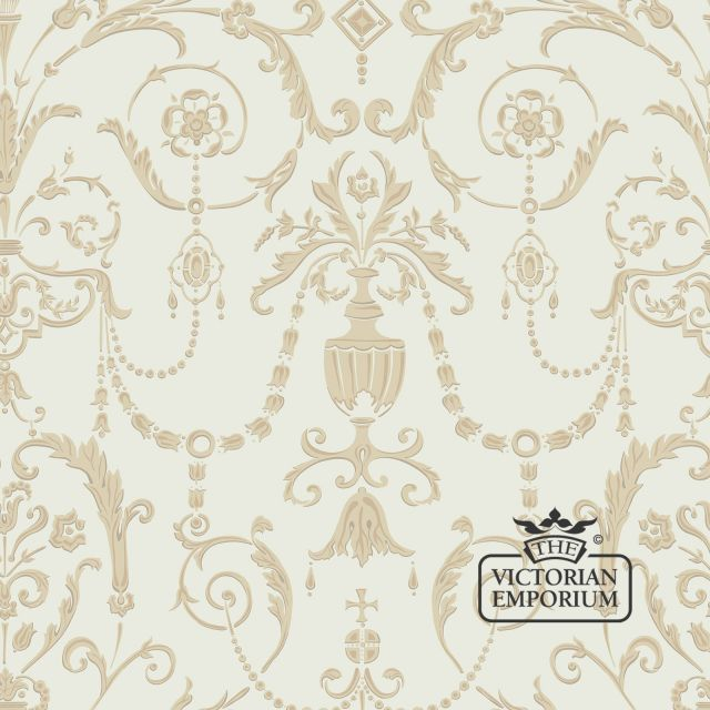 Regal wallpaper in choice of 4 colourways
