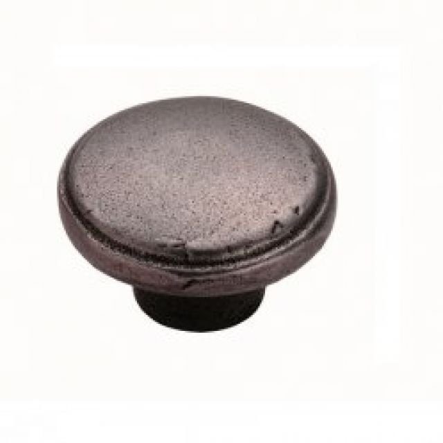 Plain rustic knob