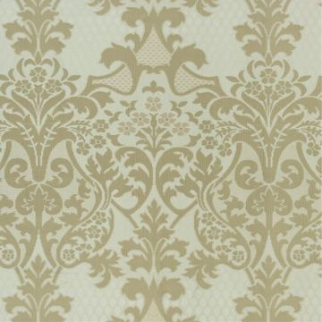 Delicourt fabric - champagne or crocus