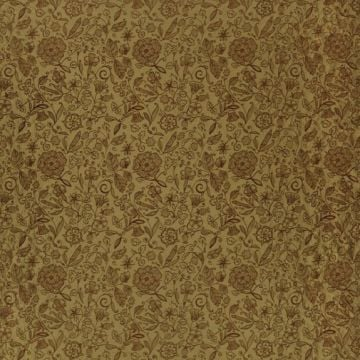 Tudor Rose fabric - choice of 2 colourways - 100% Silk