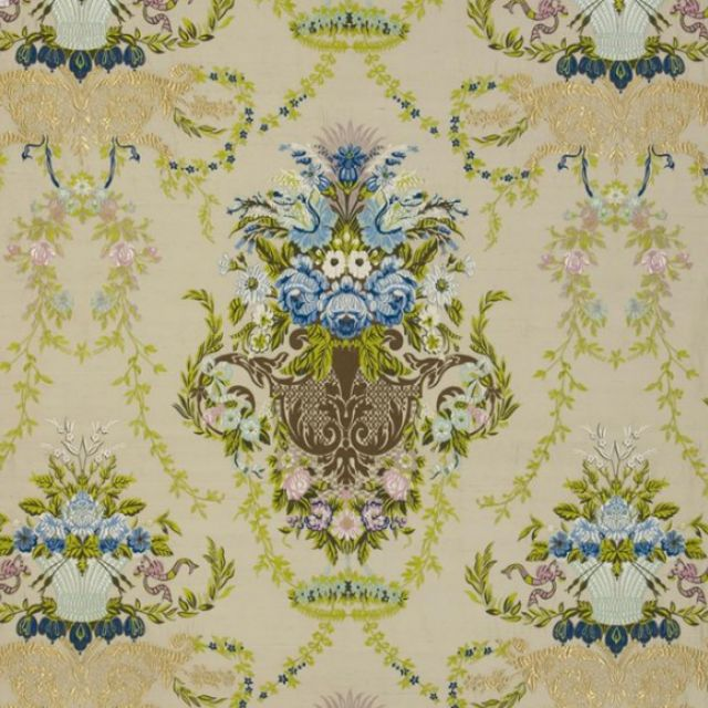 Henrietta fabric - 100% Silk