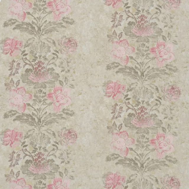 Damasco fabric - choice of colourways - 100% Cotton