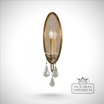 Valentine wall sconce