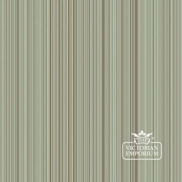 Chepstowe stripe wallpaper in choice of five colours
