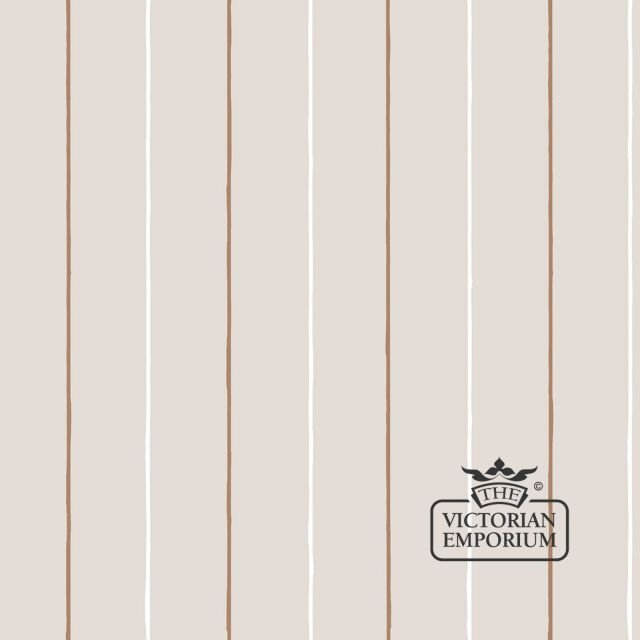 Epsom stripe wallpaper in choice of six colours