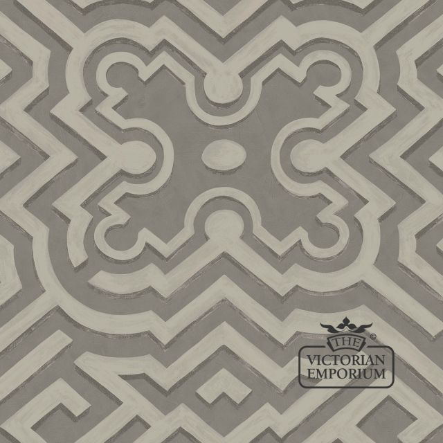 Maze wallpaper in choice of four colours