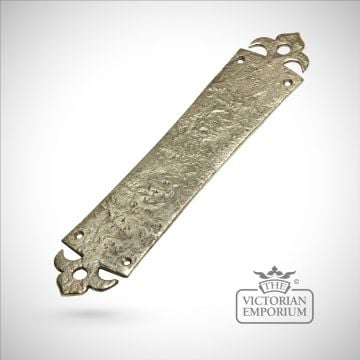 Cast Brass fingerplate