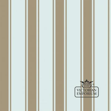 Pavillion stripe wallpaper in choice of six colours