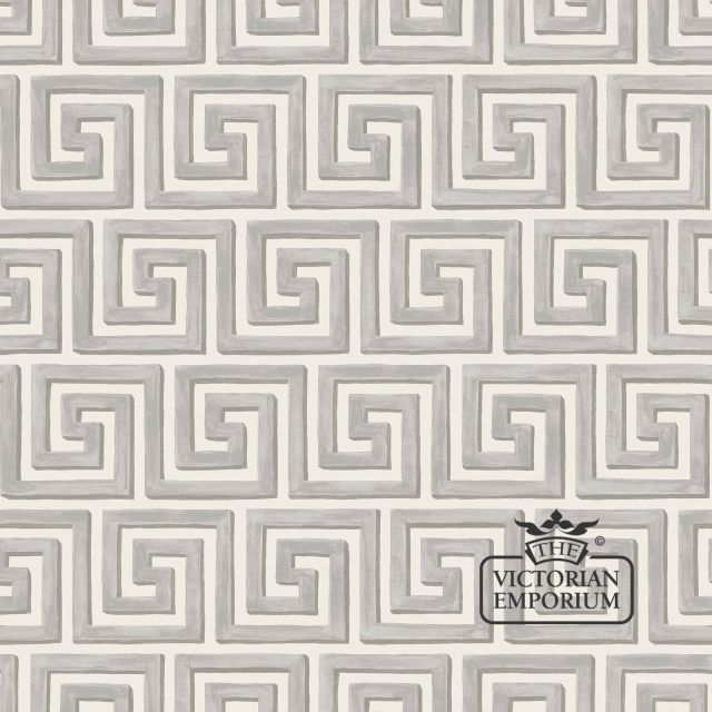 Queen's wallpaper in choice of five colours