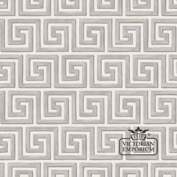 Queen's wallpaper in choice of six colours