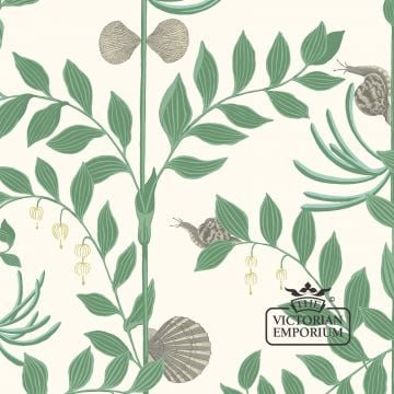 Secret Garden wallpaper in choice of two colours