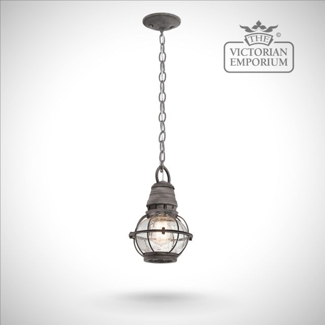 Bridgetown small chain lantern