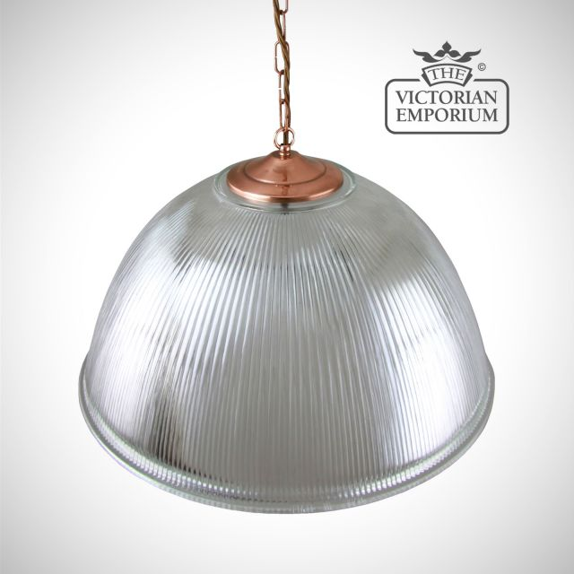 Dome Ceiling Lights: Large Dome Ceiling Light In Copper