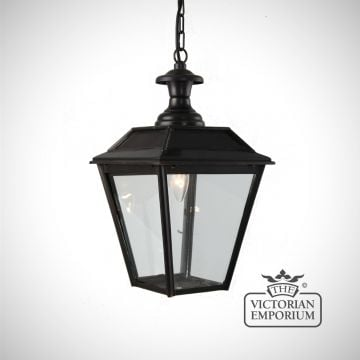 William small ceiling pendant in antique bronze