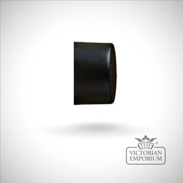 Wrought iron end cap