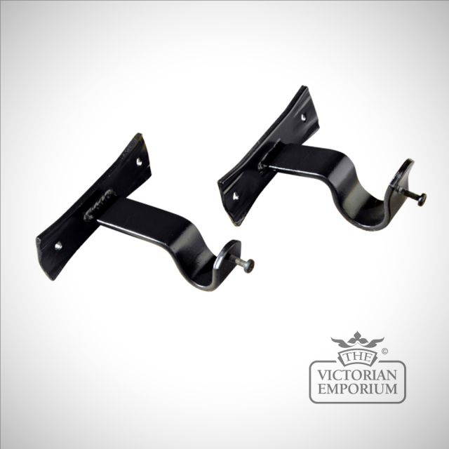 Wrought iron centre bracket