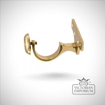 Caspar brass centre bracket