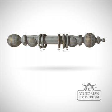 Masquerade 48mm curtain pole pack
