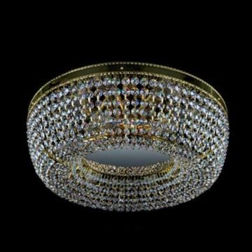 Sophie Small Basket Chandelier